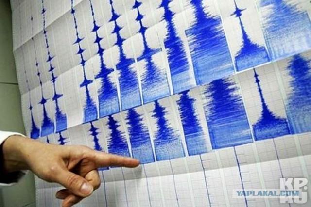 Землетрясение в Новосибирске и Кемерово.