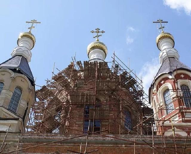 РПЦ:На реставрацию храмов от государства требуется 13 миллиардов рублей