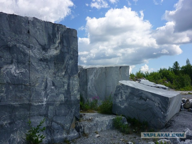Мраморная жила: Россия начинает разработку единственного в мире месторождения