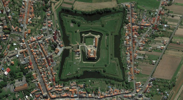 Человеческая цивилизация из космоса: Германия