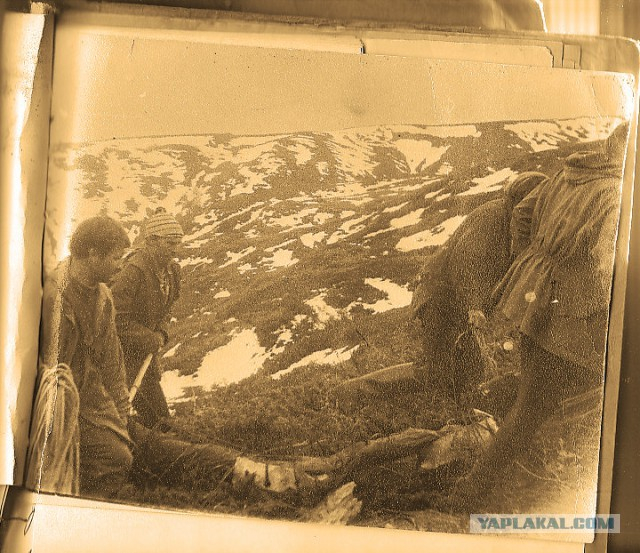 Гибель туристов 30-го маршрута по Западному Кавказу «Через горы к морю» в сентябре 1975 года