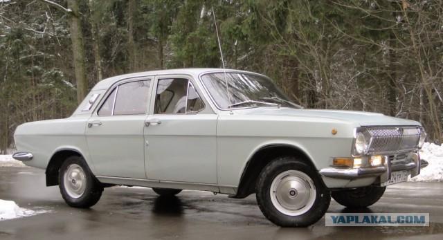 Продам Волгу ГАЗ-24 1983 г.в.