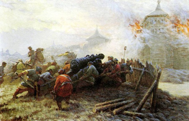 Взятие Казани — история о том, как бомбы решают все