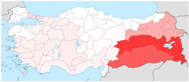 Как турки не кормили свой Кавказ