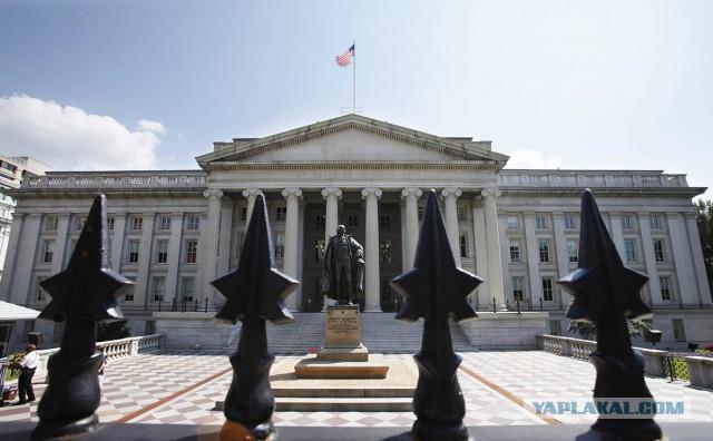 Почему Россия продала почти весь госдолг США