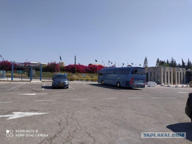 Поход в танковый Музей (Латрун)