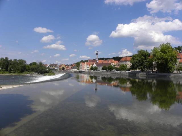 Ландсберг- на- Лехе в Германии
