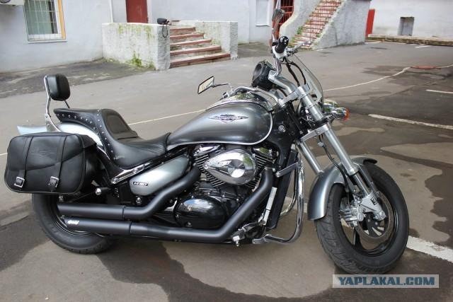 Продам мотоцикл Suzuki Boulevard M50