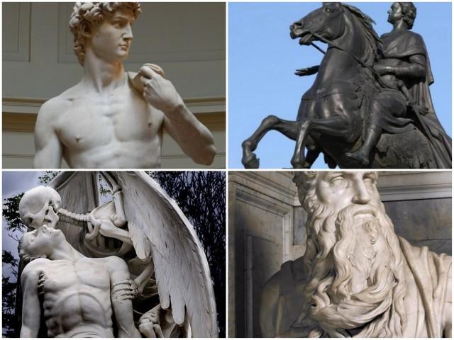 10 тайн знаменитых скульптур.