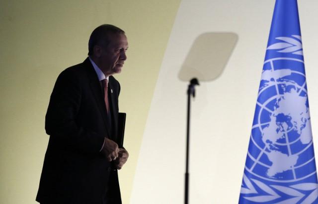 Эрдоган пообещал уйти в отставку, если...