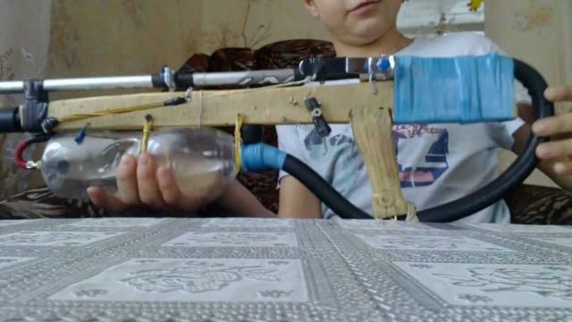 Самоделки своими руками стрелялки