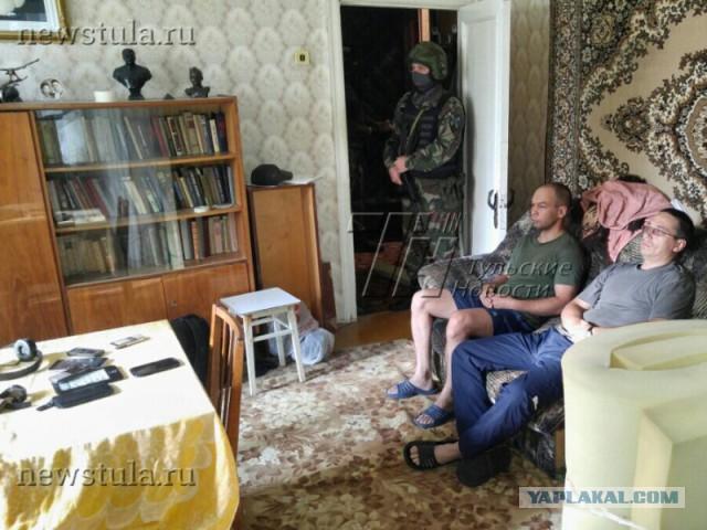 В Суворове повязали экстремистов, призывавших ФСБ «разобраться» с местной администрацией