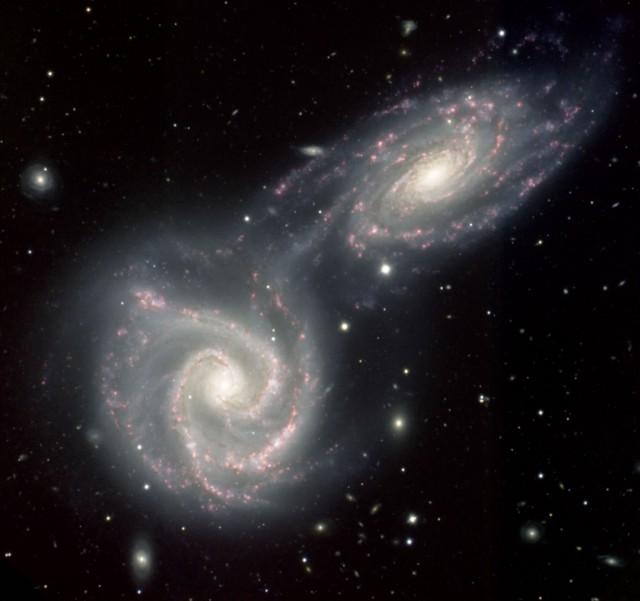 Жемчужины космоса: планетарные туманности