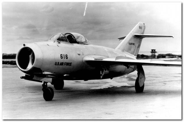 Короткая история одного МиГ-15