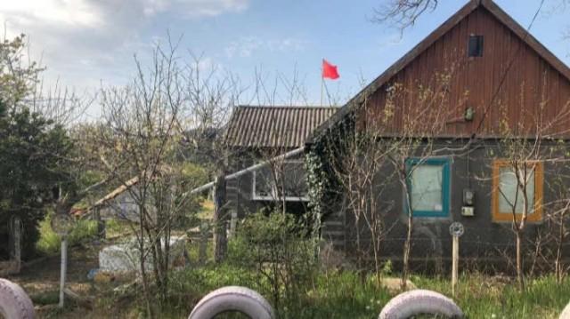 """Полиция возбудила дело против мужчины, который с флагом СССР """"праздновал"""" 1 мая"""
