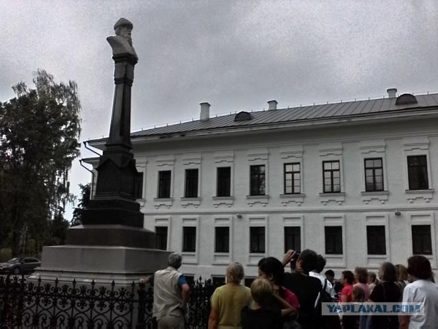 Речной круиз, август 2017-го, Москва-Плес-Москва