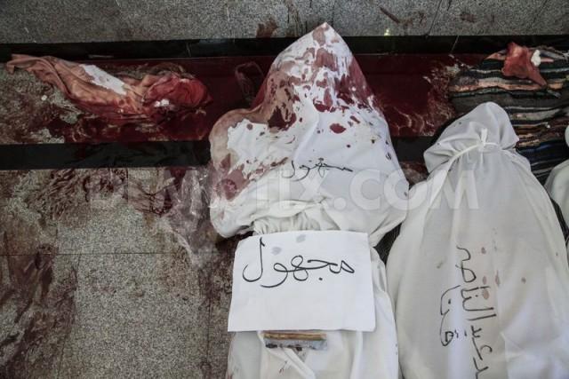 Резня в мечети Рабаа,Египет