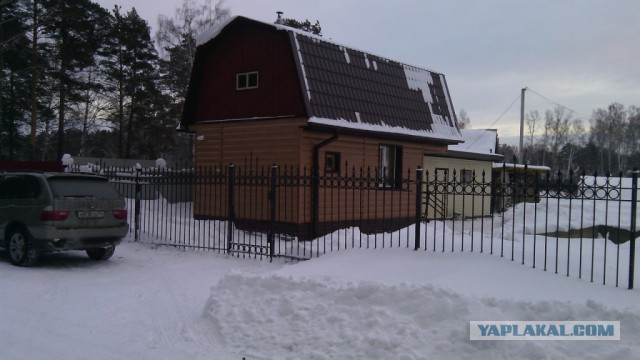 Как мы строим свой курорт! Под Турцией в Сибири!