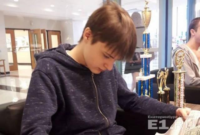«России он не нужен»: екатеринбургский мальчик-калькулятор Марк Вишня переехал в США
