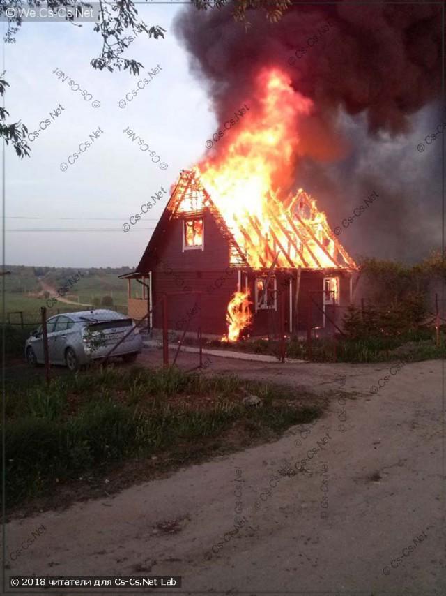 СИП внутри дома: гори ясно, чтобы было всем теплее!