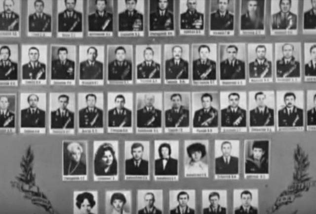 Катастрофа, в один день погубившая все руководство Тихоокеанского флота СССР