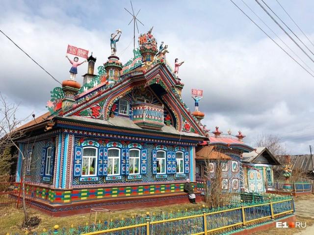 Этот домик в 80 км от Екатеринбурга признали объектом культурного наследия и взяли под охрану