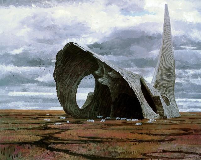 Фантастическая Экспедиция Уэйна Барлоу