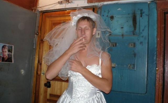 Drunken wedding
