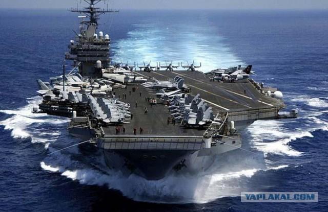 Пентагон будет бомбить Сирию три дня