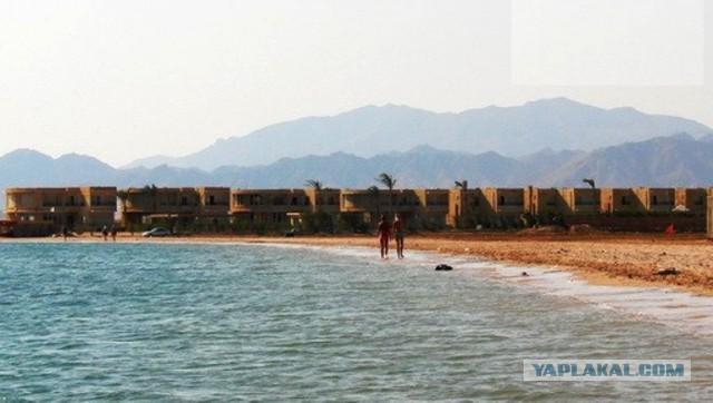 Поход на заброшенный отель Yara Beach Club в Египте