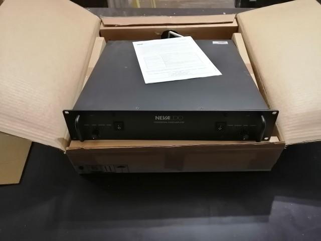 Продам усилитель Neva Audio PA1000AG