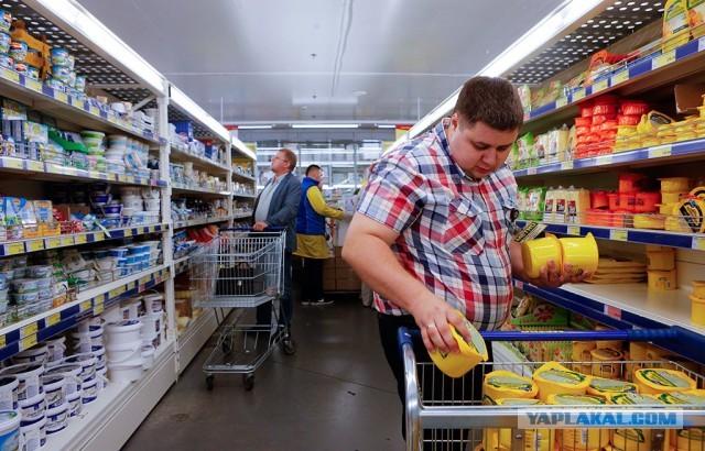 Кризис кризисом,а зарабатывать на людях нужно.Продукты в России в 2020 году дорожали втрое быстрее, чем в ЕС.