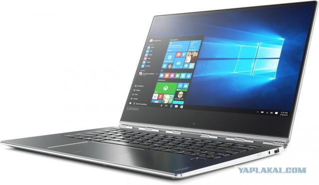 Ноутбук-трансформер Lenovo Yoga 910