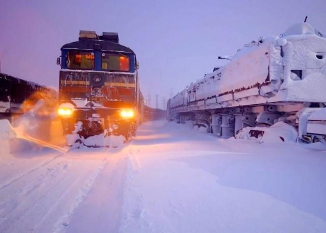 Норильская железная дорога
