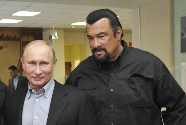 Стивен Сигал может стать гражданином РФ