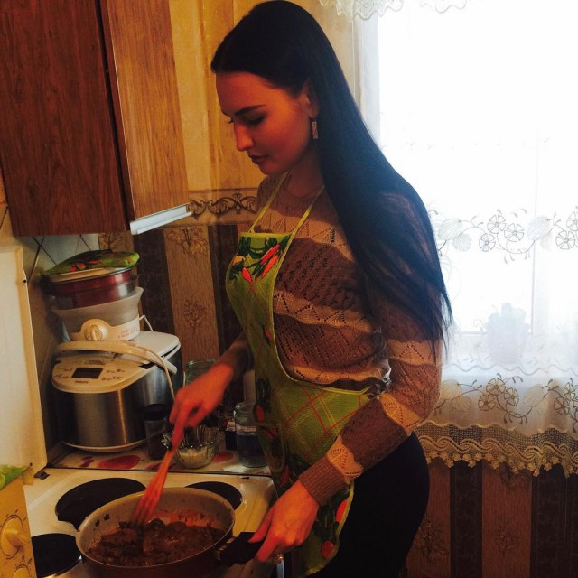 Пора готовить