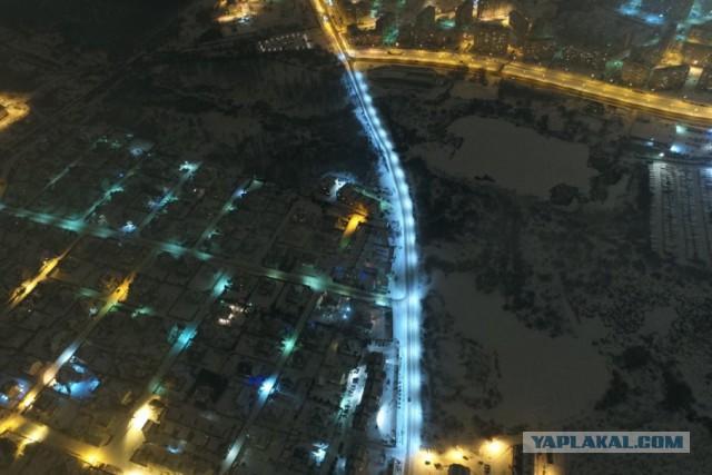 Ярославцы встали грудью за чиновников, которые в обход правил дали свет в Заволжском районе