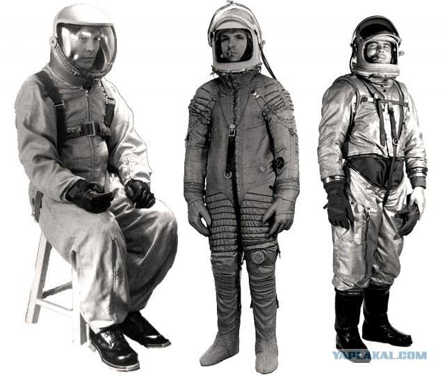 Эволюция летного костюма