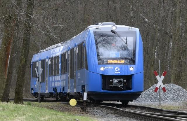 Будущее уже наступило – Германия запускает водородные поезда