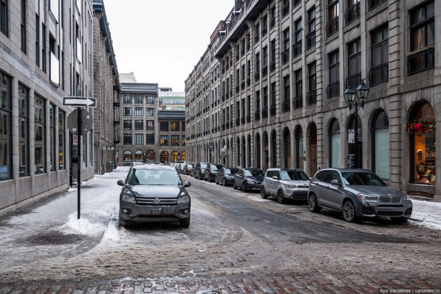 Монреаль: один из самых комфортных для жизни городов