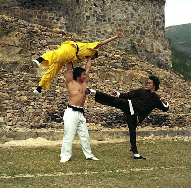 Легенды фильмов боевых искусств