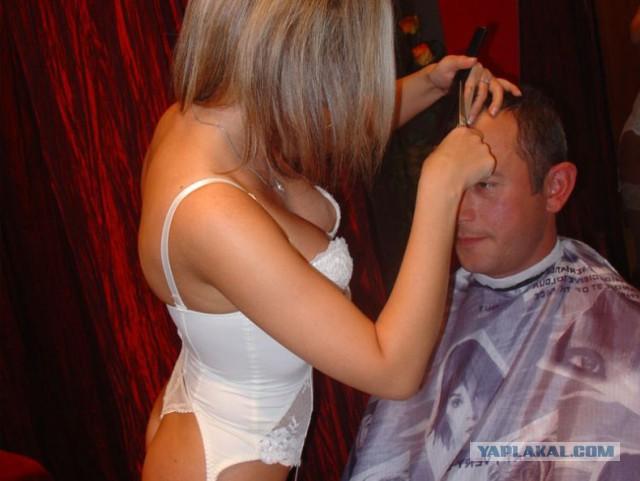В Кемерово откроется эротическая парикмахерская