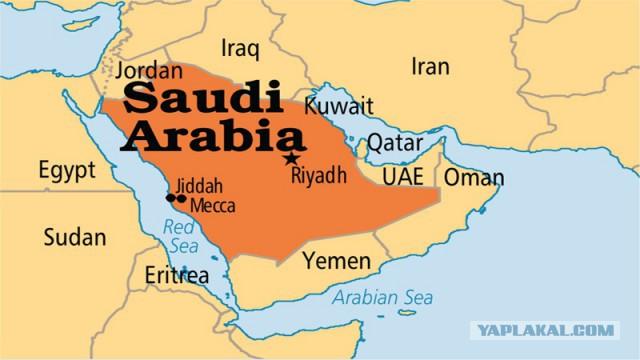 Призыв к всеобщей забастовке в Саудовской Аравии