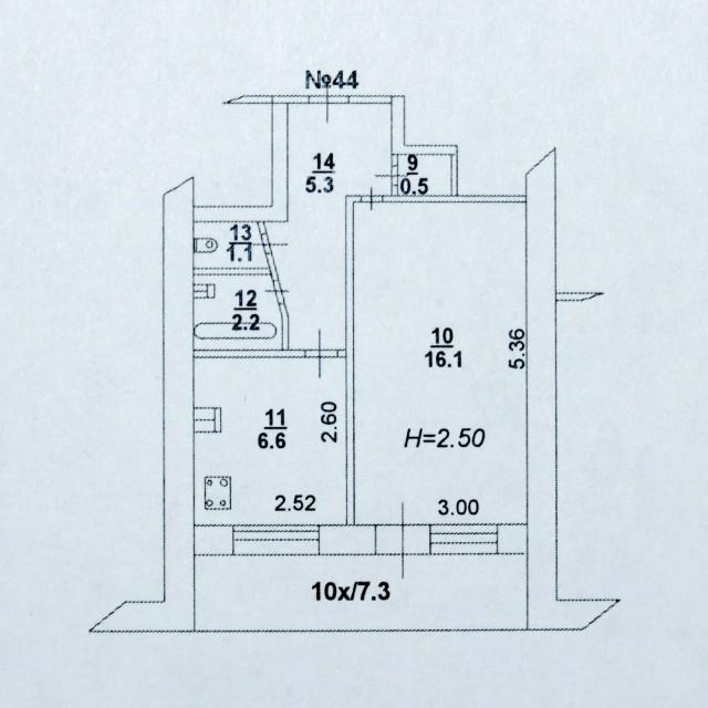 Ремонт однокомнатной квартиры от А до Я