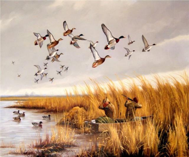 Охоту на пушных животных и птиц в РФ предложили обложить налогом