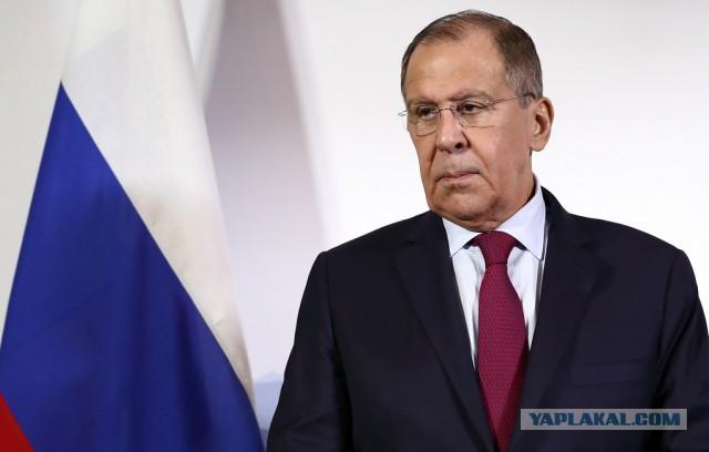 Лавров: Киев планирует вооруженную провокацию на границе с Крымом в конце года
