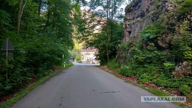 Поехали со мной в Баварию