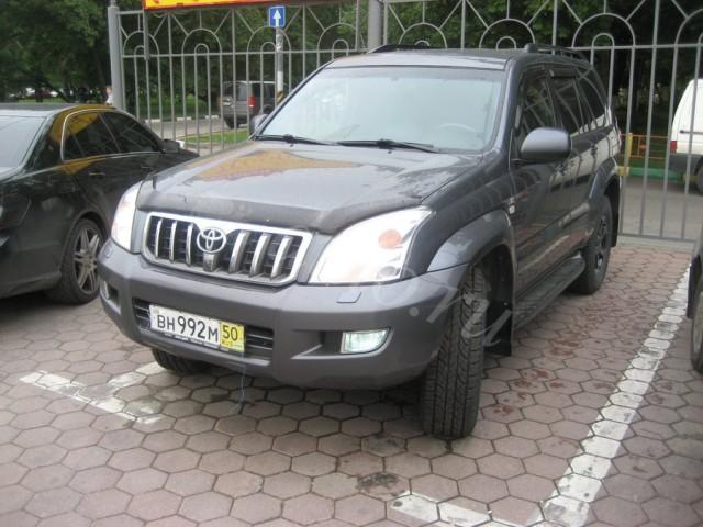Продам Land Cruiser Prado 120 3л. дизель. Москва!