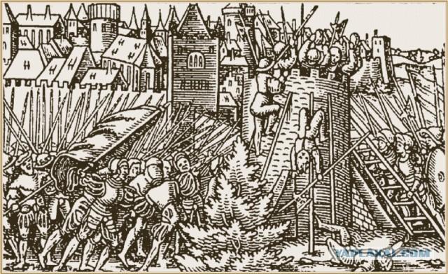 Хотя нет, есть чутка, первоисточники на 16 век, как в тему