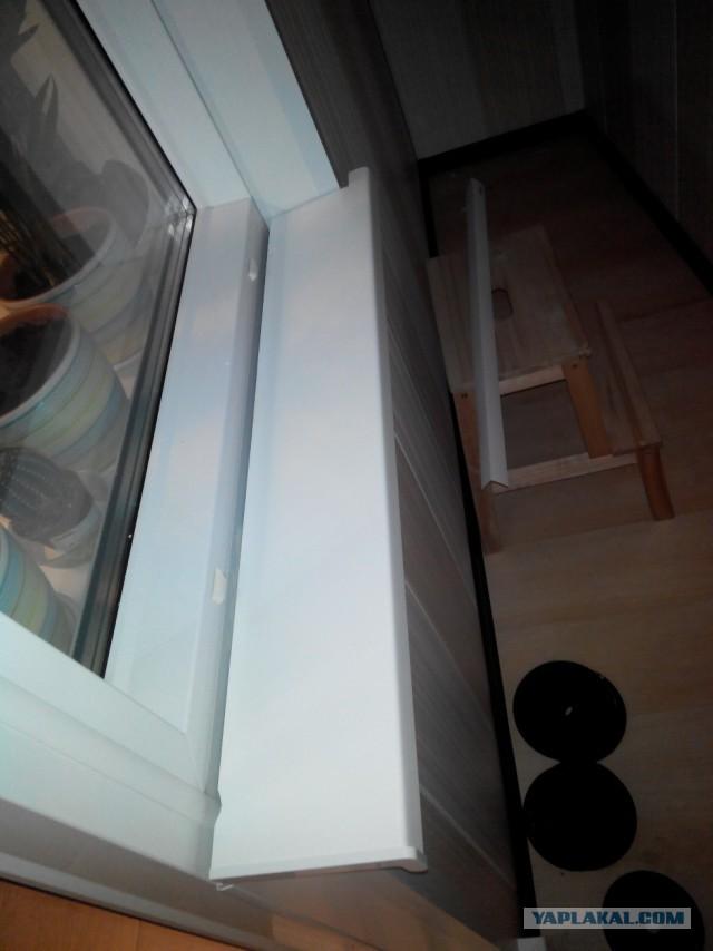 Как я балкон рукожопил